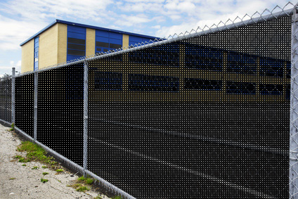 Mesh Fence Screen